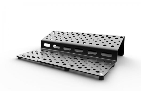 Holeyboard 1 & 2 Combo - Black