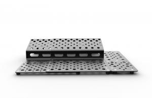 Holeyboard 123 Black Complete Black