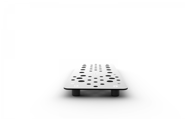 Holeyboard 3 Footpedal Module - Black